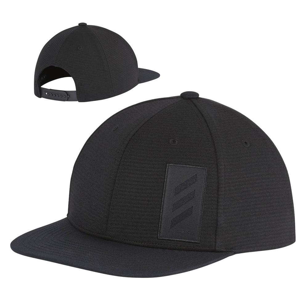 a777ce09314 Adidas Men s Golf Adicross Flat Bill Adjustable Hat - Pick Cap