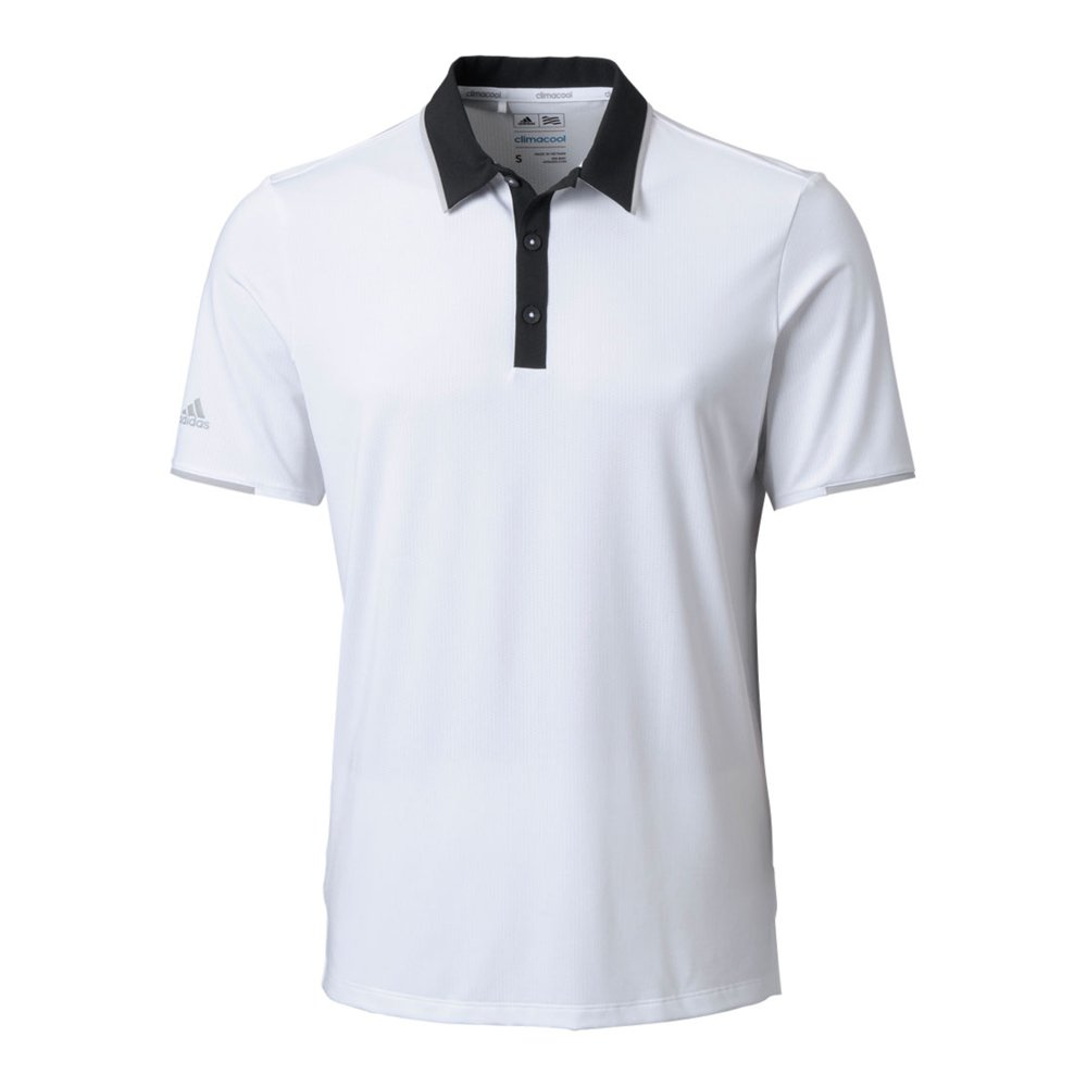 new adidas golf climacool performance polo lightweight breathable ebay. Black Bedroom Furniture Sets. Home Design Ideas