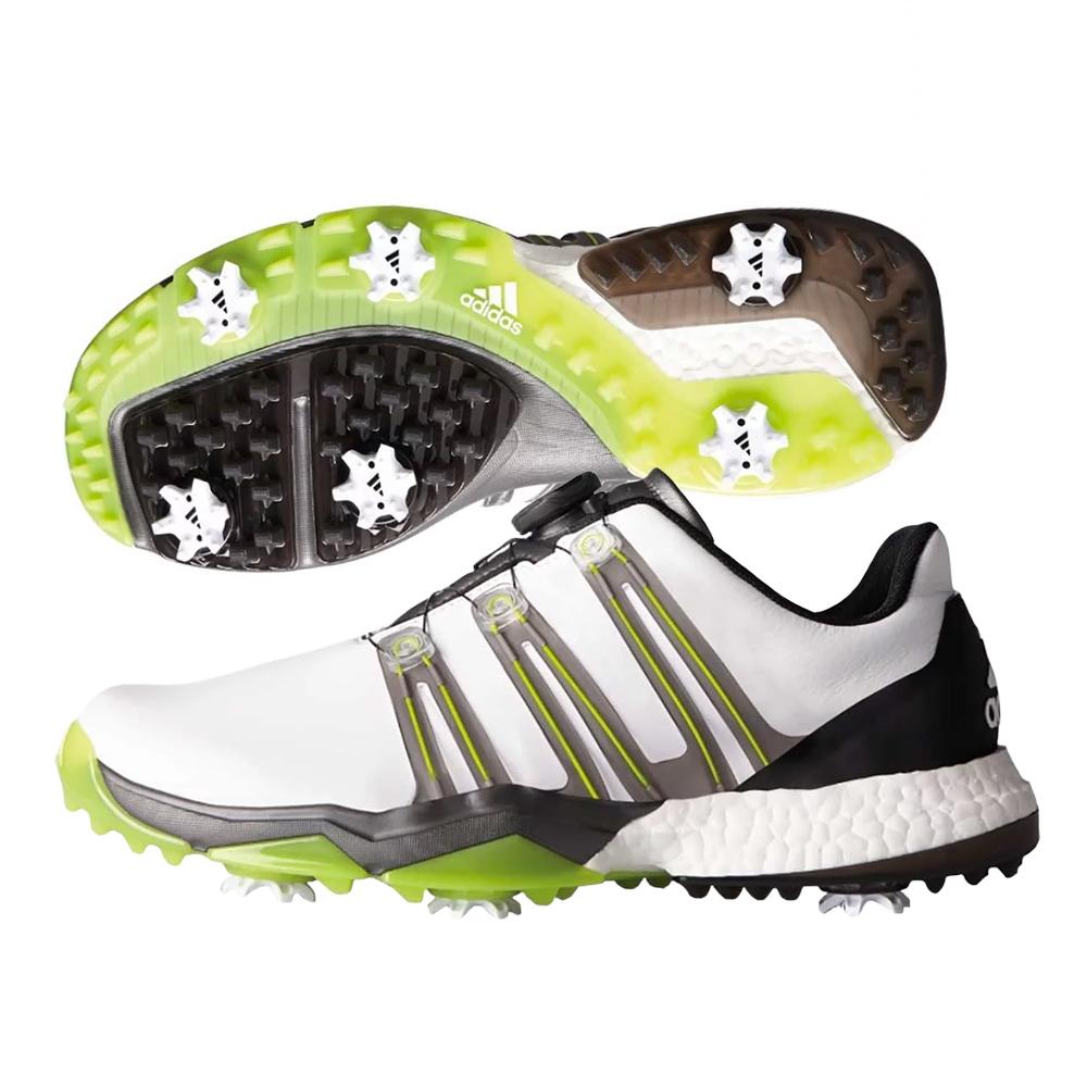 Adidas Golf Powerband Boa Boost Shoes