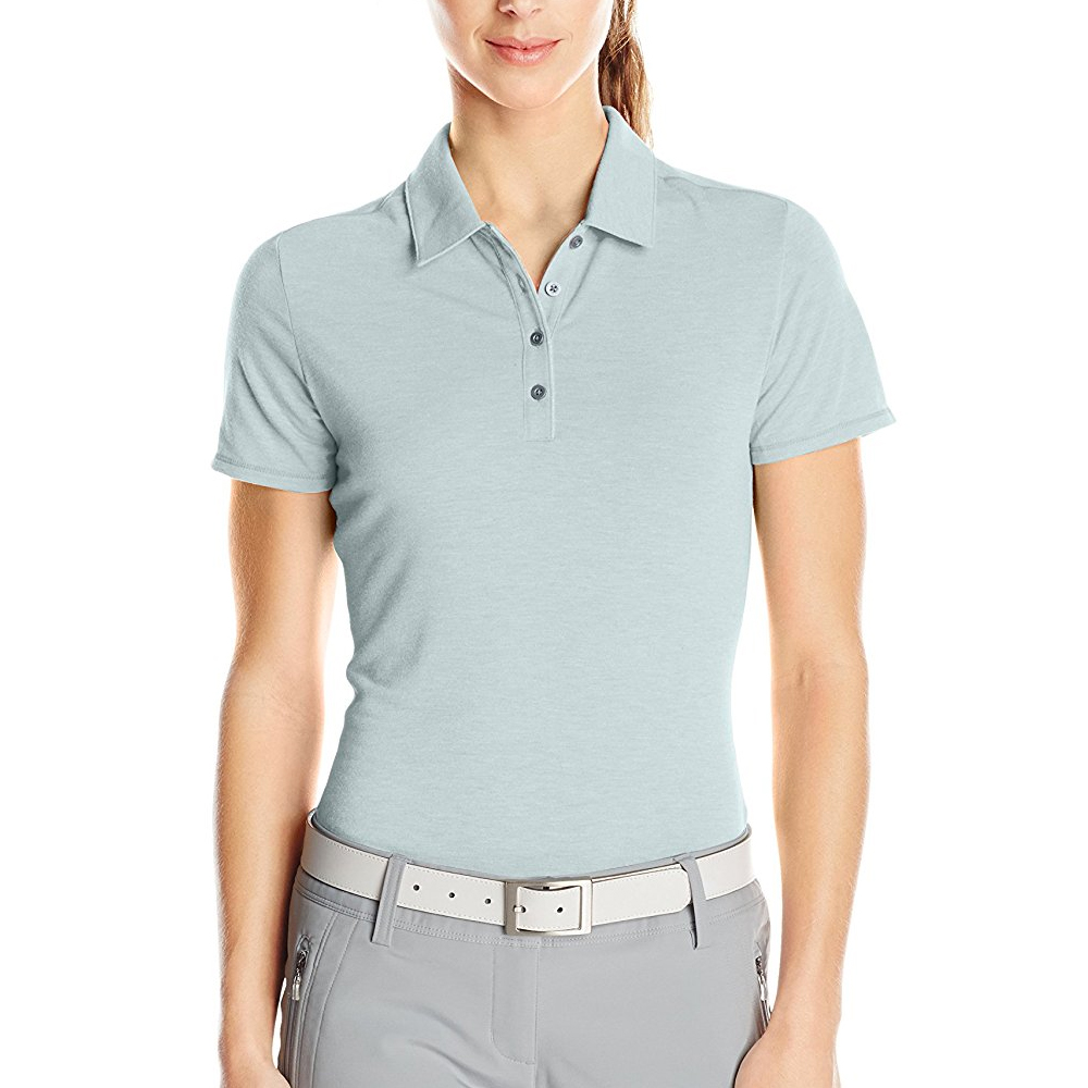 new women 39 s adidas essentials golf polo moisture wicking