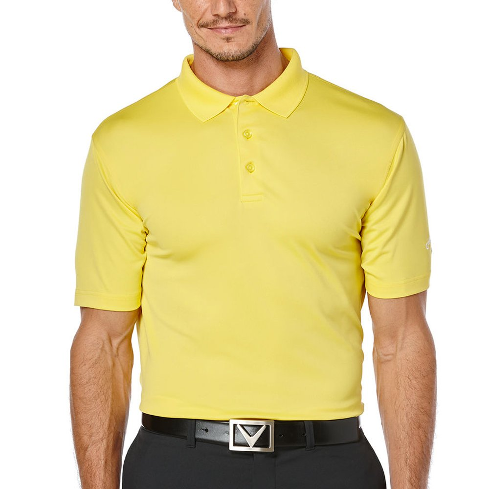 New-Callaway-Golf-Men-039-s-Performance-Solid-Polo-MOISTURE-WICKING-Pick-Shirt thumbnail 4