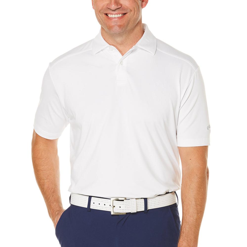 New-Callaway-Golf-Soft-Essential-Polo-Opti-Dri-Technology-Pick-Shirt thumbnail 3