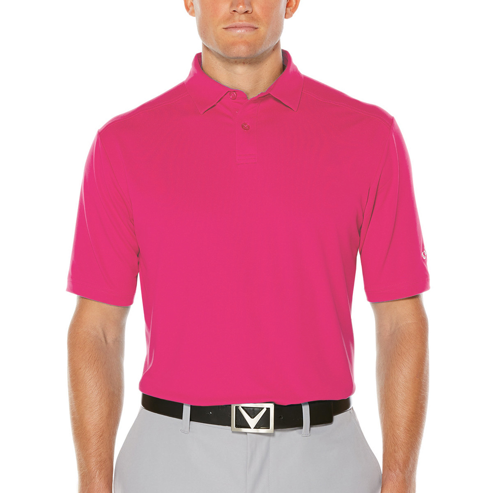 New-Callaway-Golf-Soft-Essential-Polo-Opti-Dri-Technology-Pick-Shirt thumbnail 6