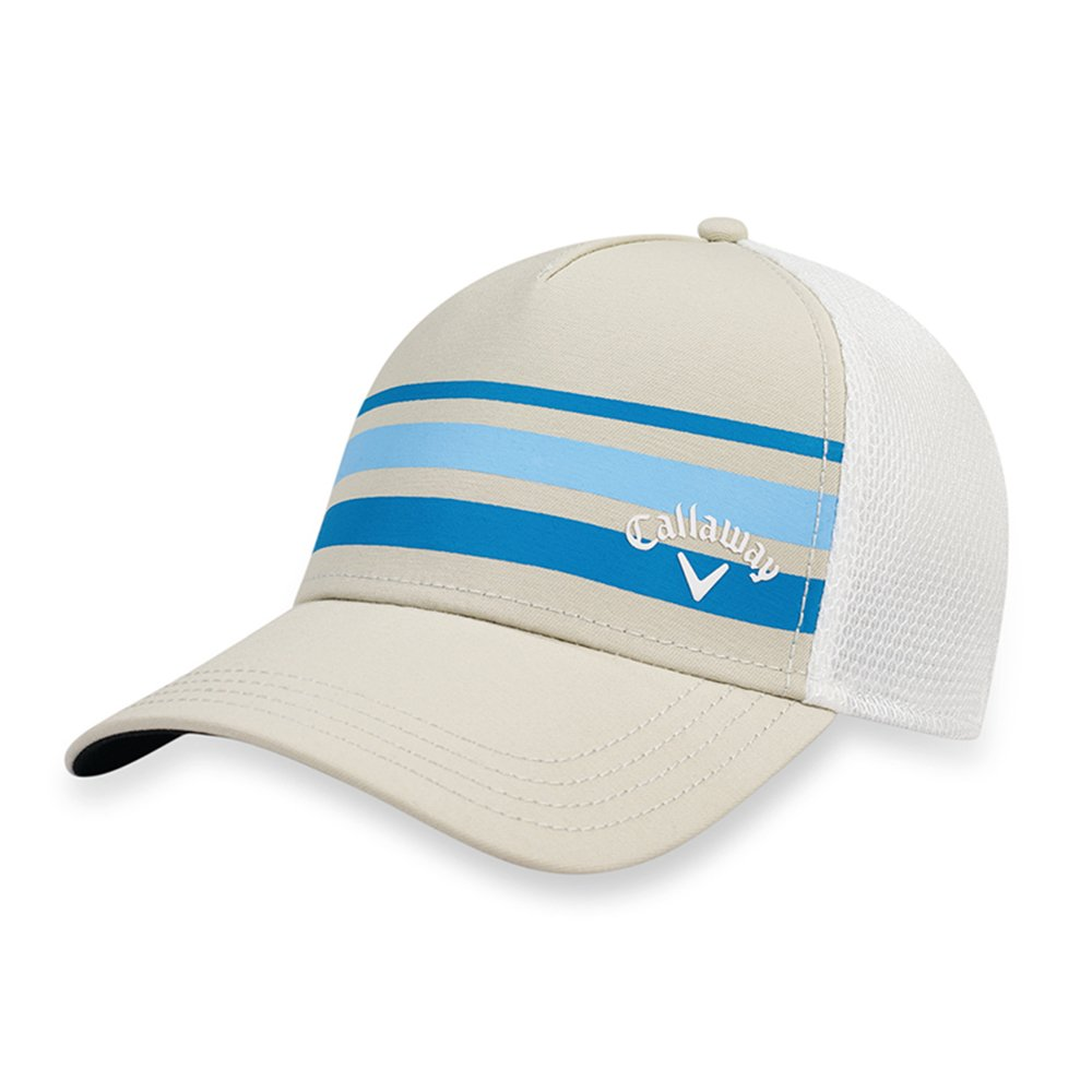 f79e7c73ecce6 Visit our eBay Store for more great deals  Hurricane Golf NEW Golf Callaway  Men s Stripe Mesh Fitted Hat - Choose Size and Color BUY IT NOW  9.99!