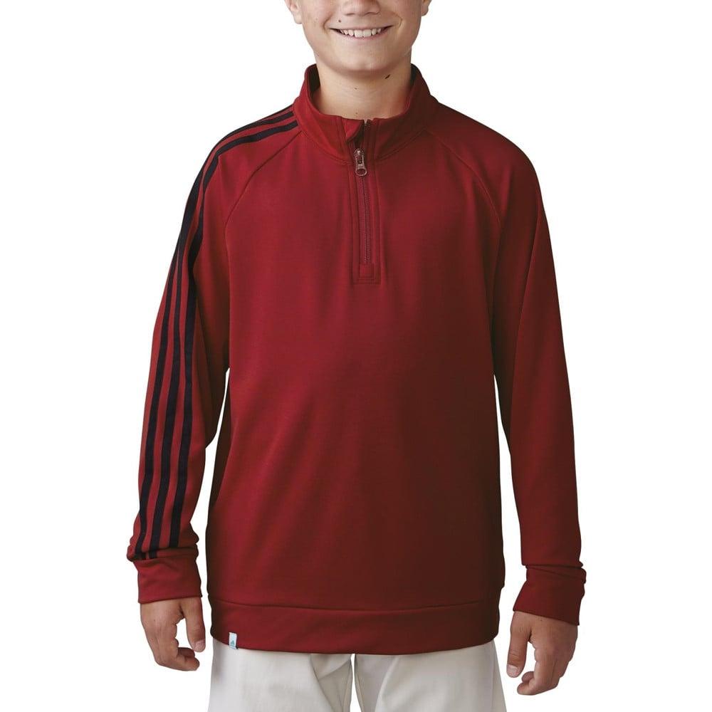 Boyu0026#39;s Adidas 3-Stripe Jacket - Discount Menu0026#39;s Golf Jackets U0026 Pullovers - Hurricane Golf