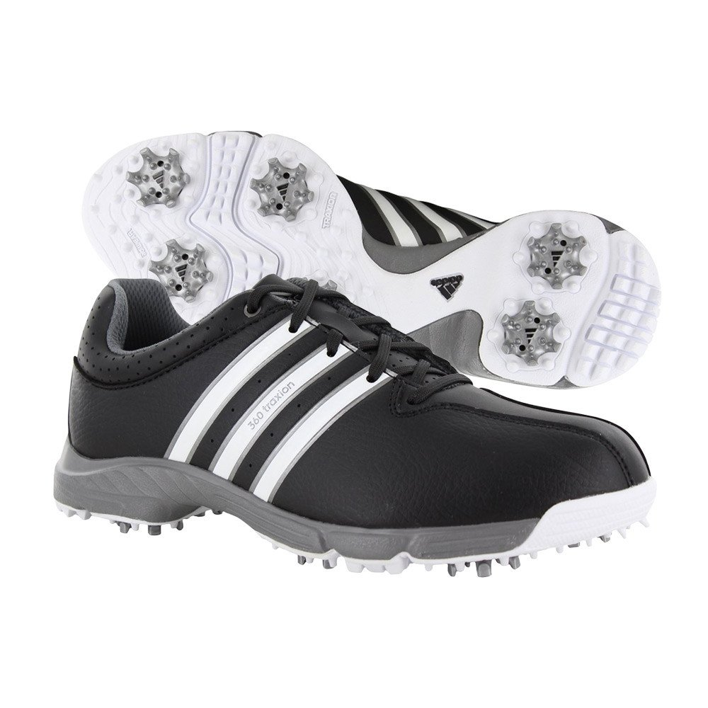 6a1cc2081 Adidas Junior 360 Traxion Golf Shoes - Discount Golf Shoes ...