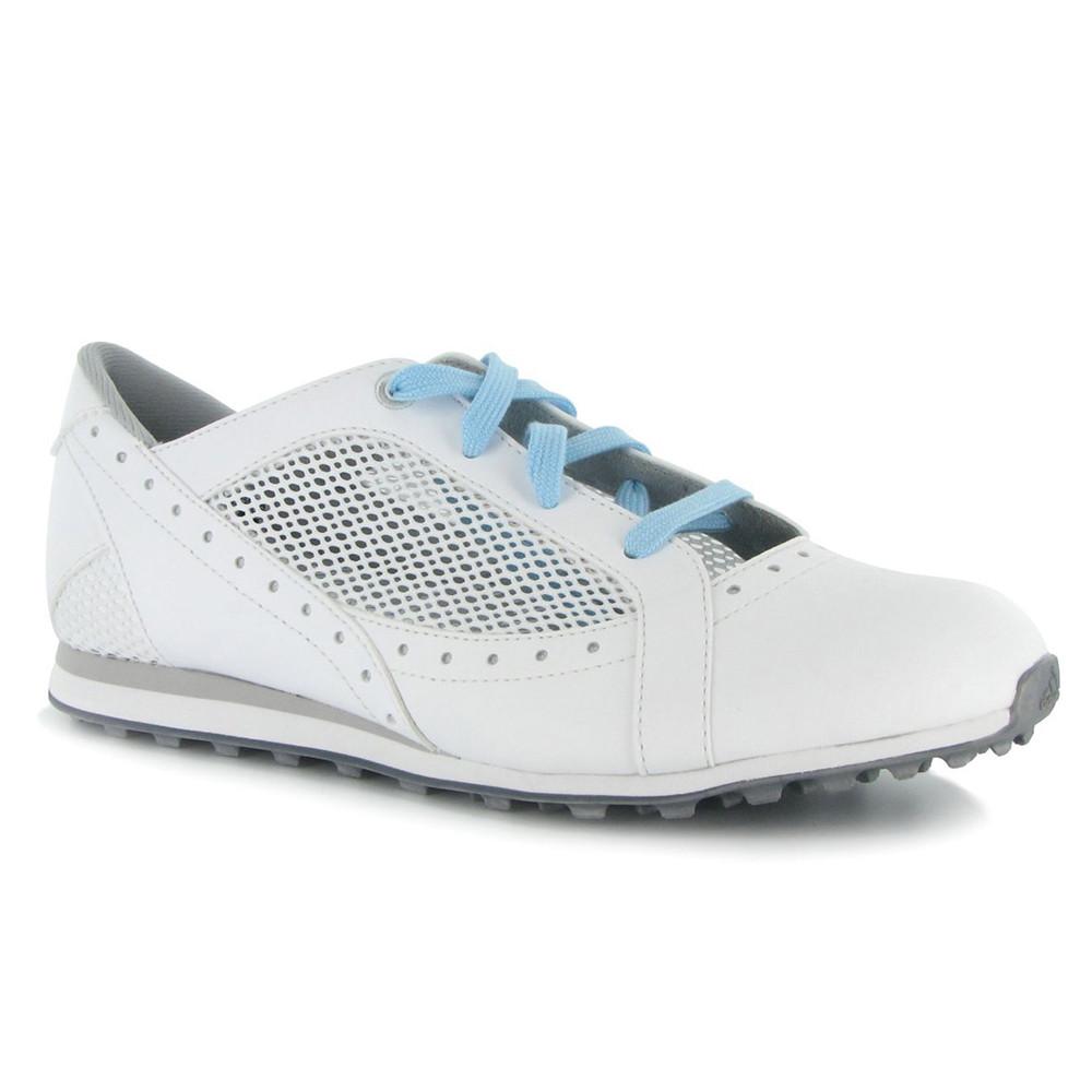 Adidas Women's Driver ClimaCool Running White/Running White/Metallic Silver 6.5 M