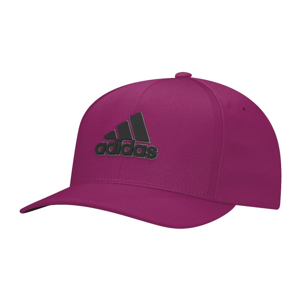 4f0b866e7c3 Adidas Tour Delta Textured Fitted Hat - Men s Golf Hats   Headwear ...