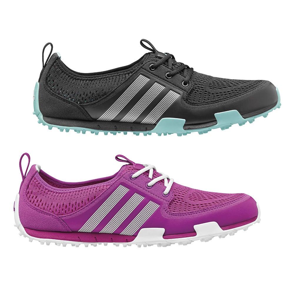 Women's Adidas ClimaCool Ballerina II Golf Shoes - Discount Golf ...