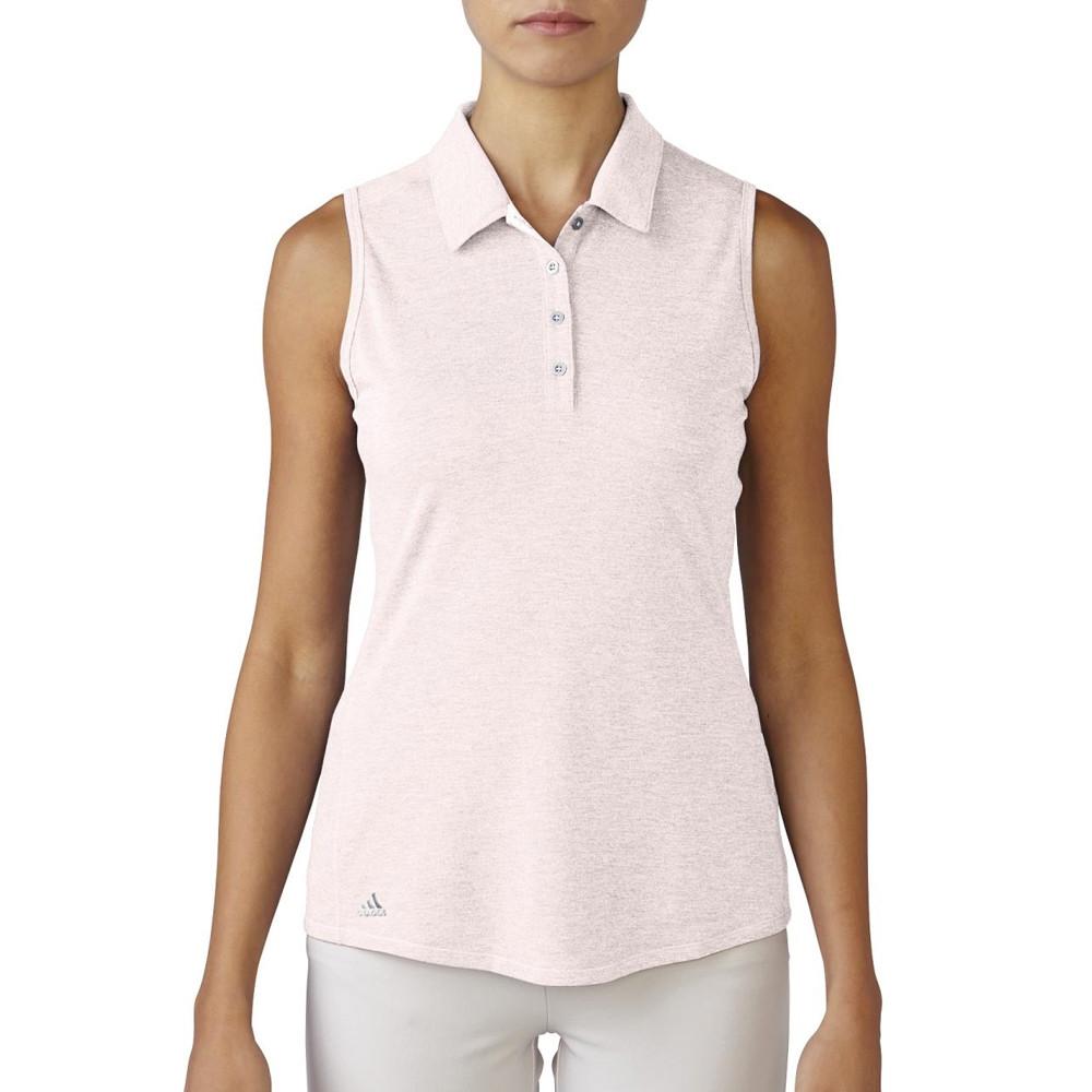 Sleeveless Polo Shirts Womens Rldm