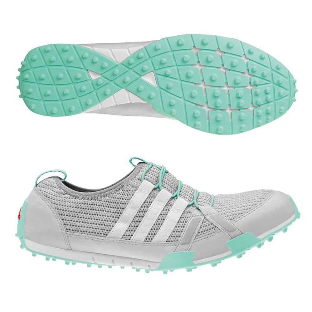 Women's Adidas ClimaCool Ballerina Golf Shoes - Discount Golf ...