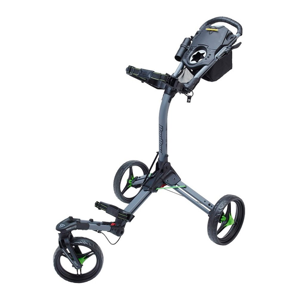 Bag Boy Triswivel Ii Push Cart Discount Golf Bags