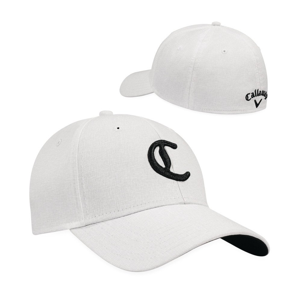 85299402431f5 Callaway C Collection Fitted Cap. Callaway C Collection Fitted Cap - Callaway  Golf