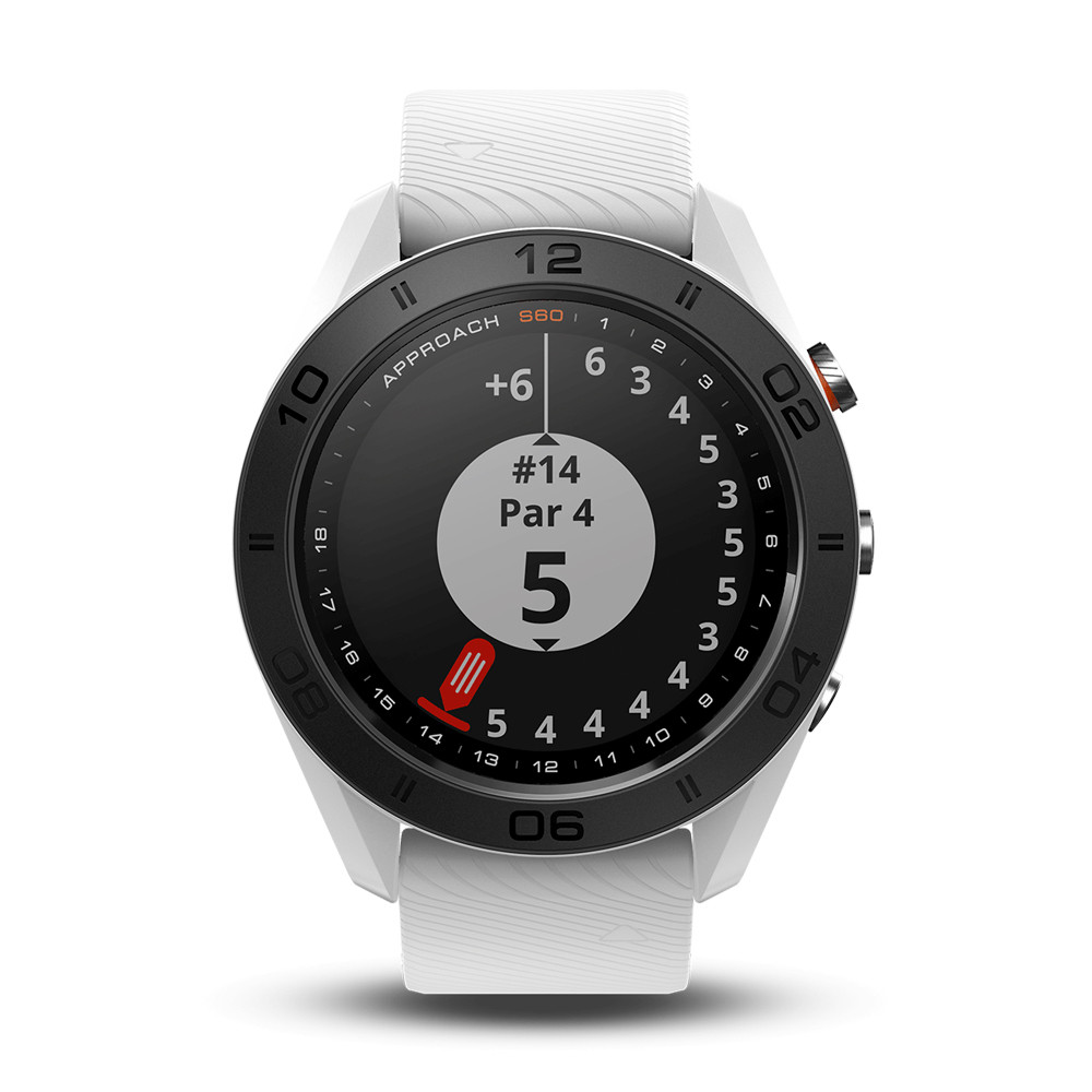garmin approach s60 white gps watch golf gps and. Black Bedroom Furniture Sets. Home Design Ideas