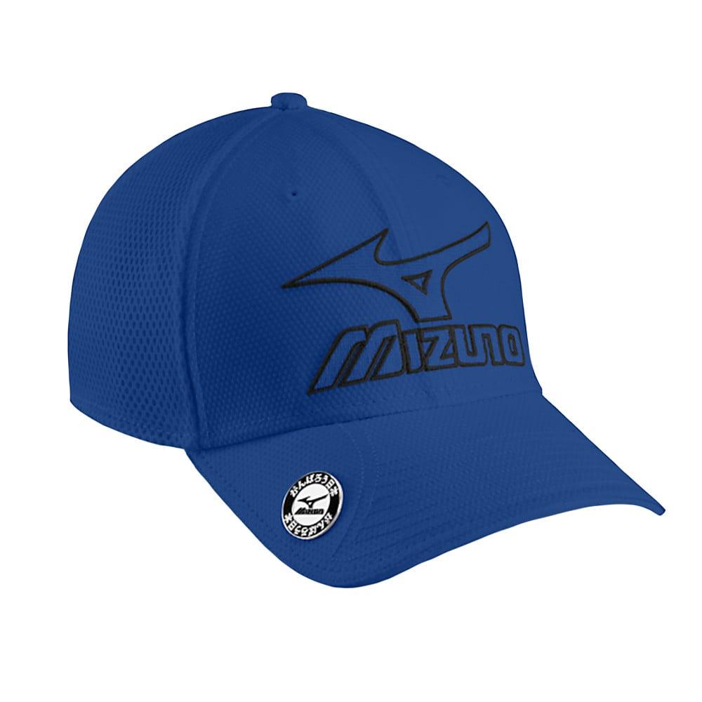 Mizuno Phantom Fitted Cap - Men s Golf Hats   Headwear - Hurricane Golf 13bb968c554