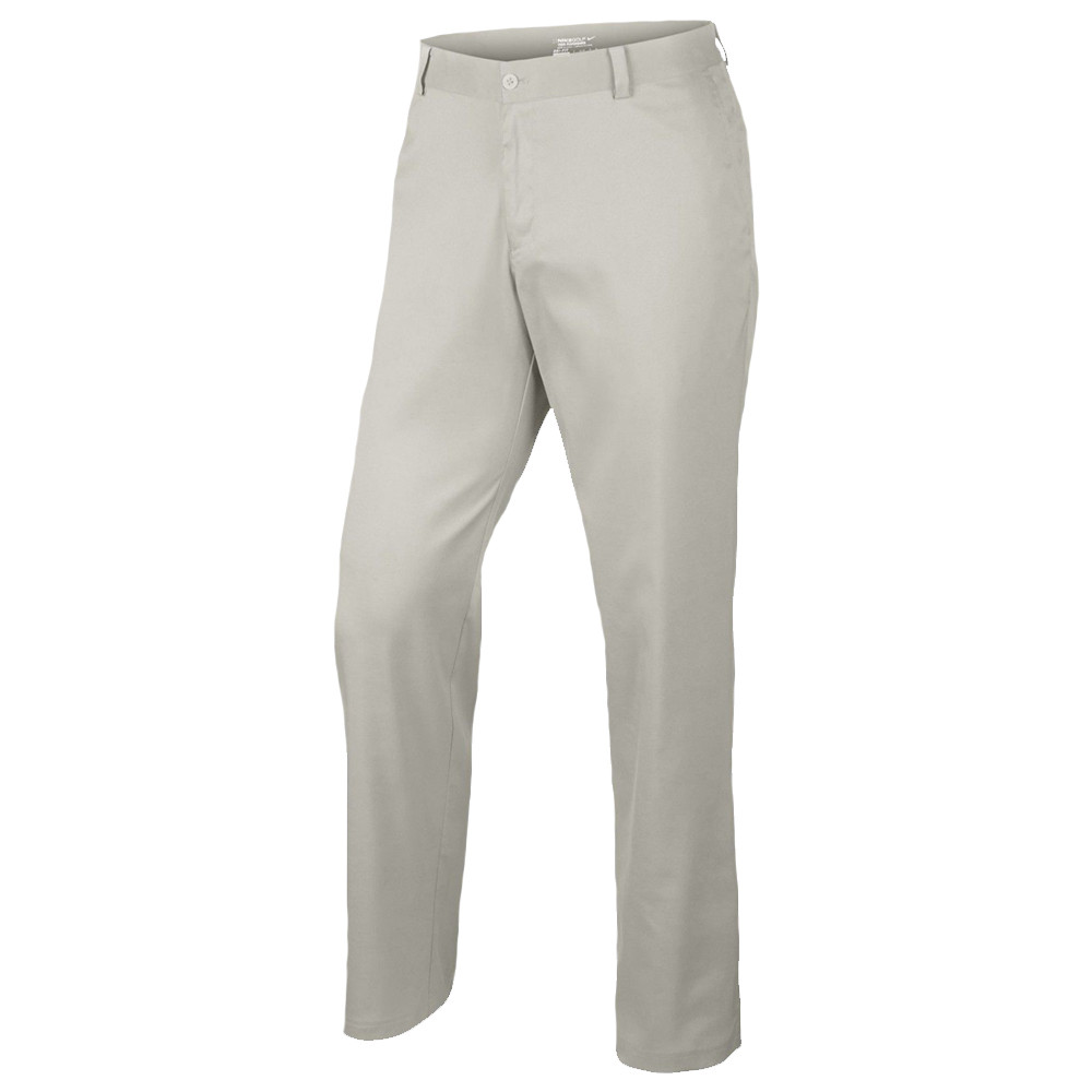 More Views. 2015 Nike Flat Front Men's Golf Pants - Nike Golf; Dark Grey; Light  Bone ...