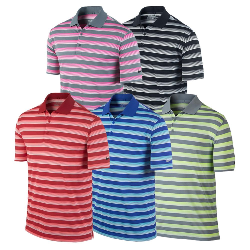 2015 nike tech vent stripe men 39 s golf polo discount men for Nike golf polo shirts wholesale