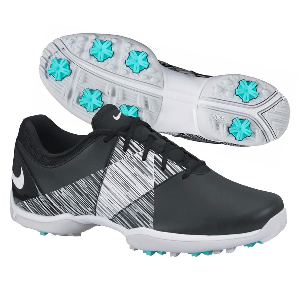 Nike Delight Womens Shoes Black/White UR