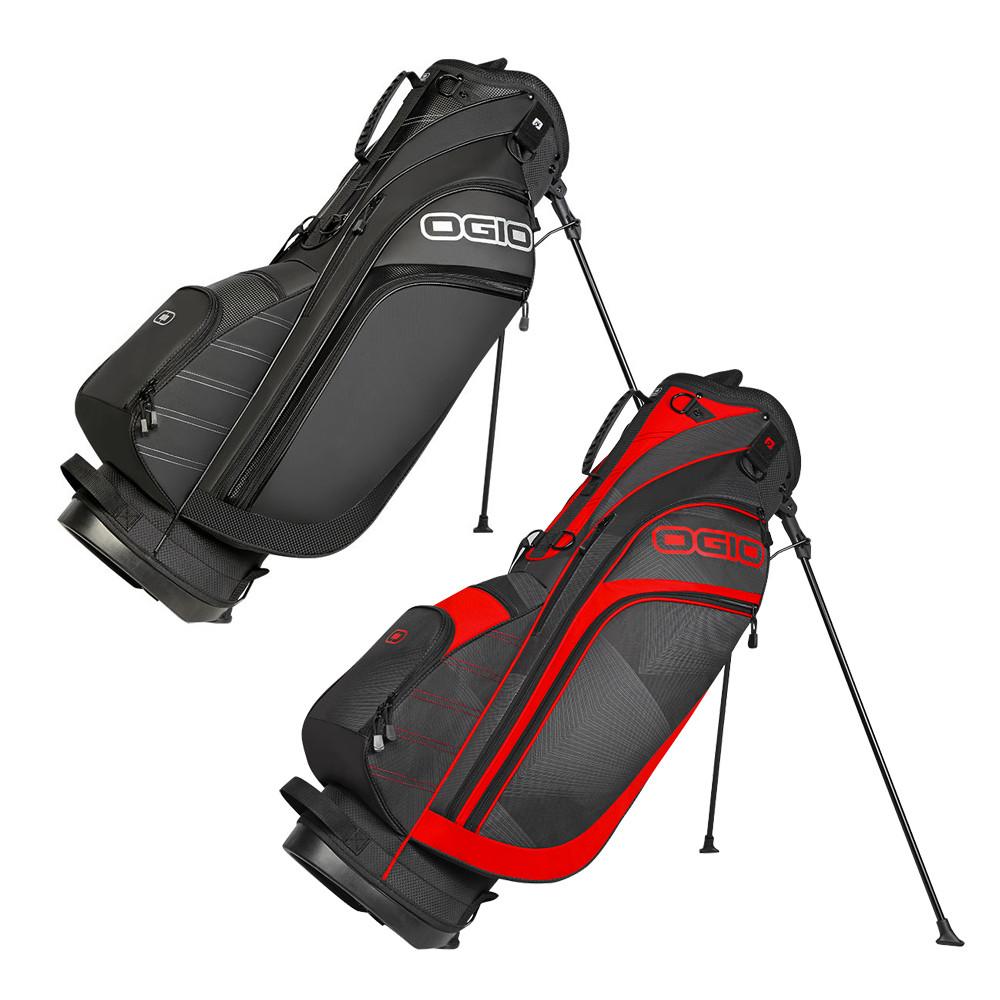 Ogio Press Golf Stand Bag Discount Golf Bags Hurricane