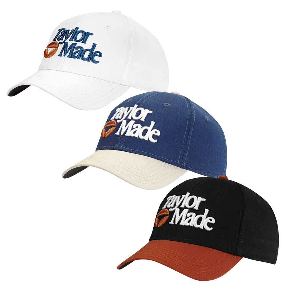 TaylorMade 1983 Adjustable Hat - Men s Golf Hats   Headwear ... 9ca2f4705dc