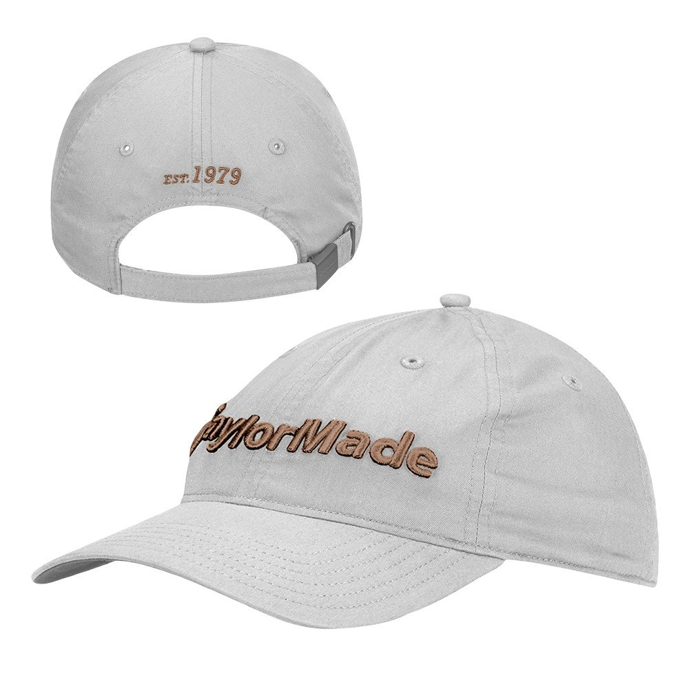 37e921f1f81 TaylorMade Tradition Lite Adjustable Hat - Men s Golf Hats ...