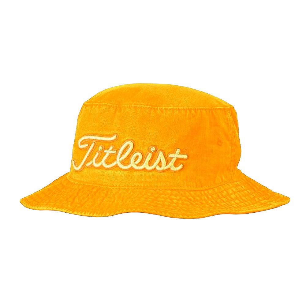 Titleist Pigment Dyed Bucket Hat - Men s Golf Hats   Headwear ... d504a0945b1