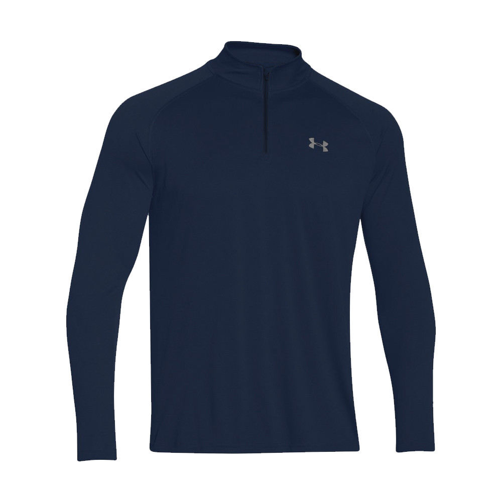 Under Armour Ua Tech 1 4 Zip Men 39 S Long Sleeve Shirt