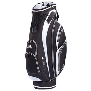 NEW Discount Adidas Approach Cart Bag Black/White/Black - Hurricane on adidas tour golf bags, golf staff bags, adidas approach golf bags, adidas golf stand bags, adidas bags for boys, adidas golf bags clearance, adidas approach cart bag review, adidas samba black golf bags, adidas accessories,