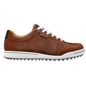 Ashworth Cardiff Tan Golf Shoes