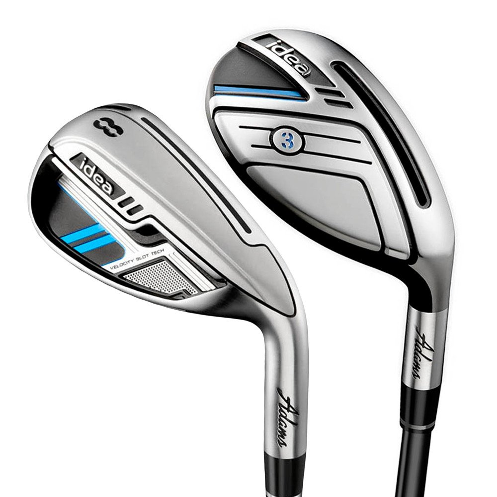 Adams New Idea Hybrid Iron Set - Adams Golf