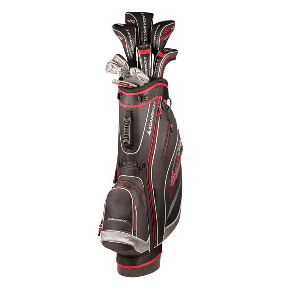Adams Sdline Plus Complete Set Closeout Golf Club Sets Hurricane