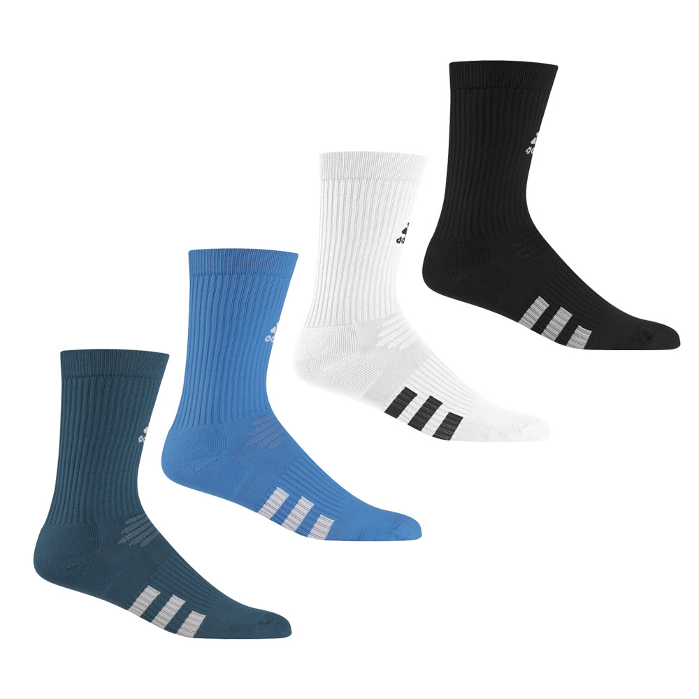 Adidas 2-Pack Golf Crew Socks Size 11-14 - Adidas Golf