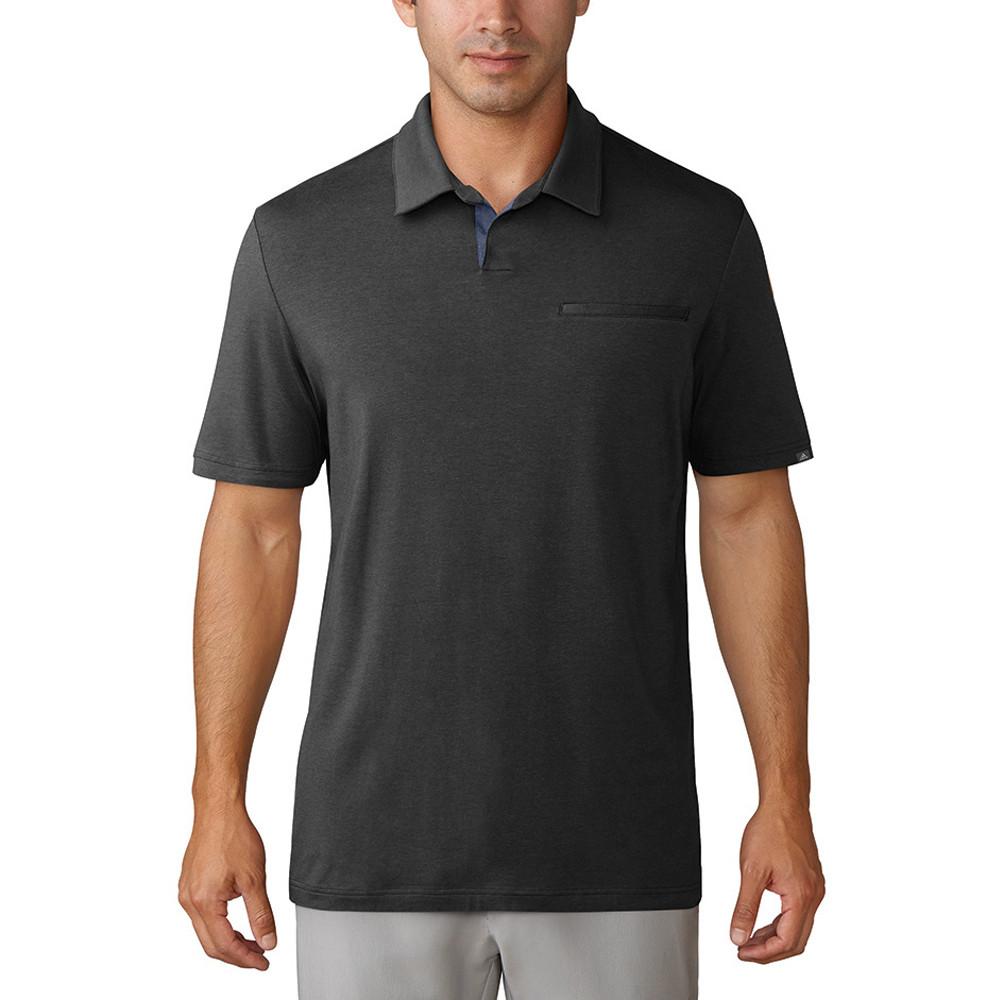 466df8b6 Adidas Men's Golf Adicross Johnny Collar Polo Shirt