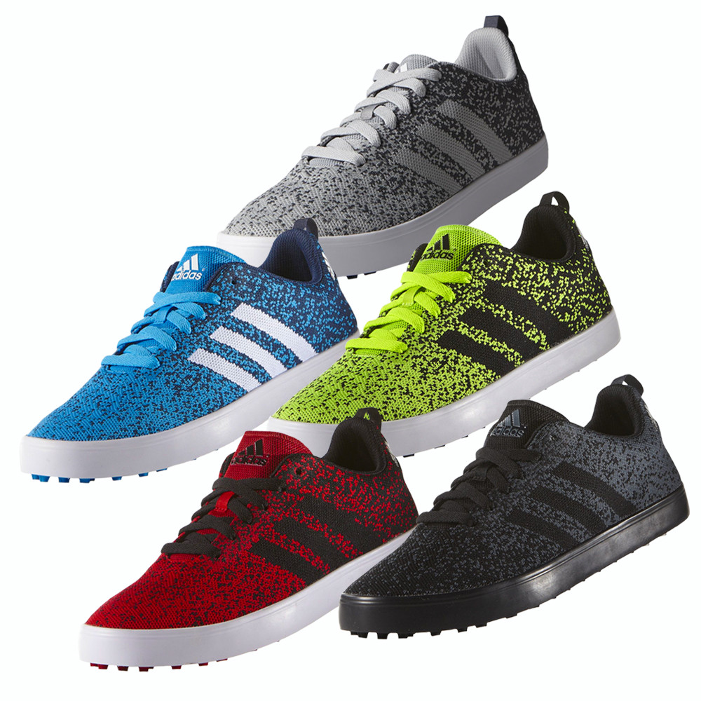 Adidas Adicross Primeknit Golf Shoes - Adidas Golf