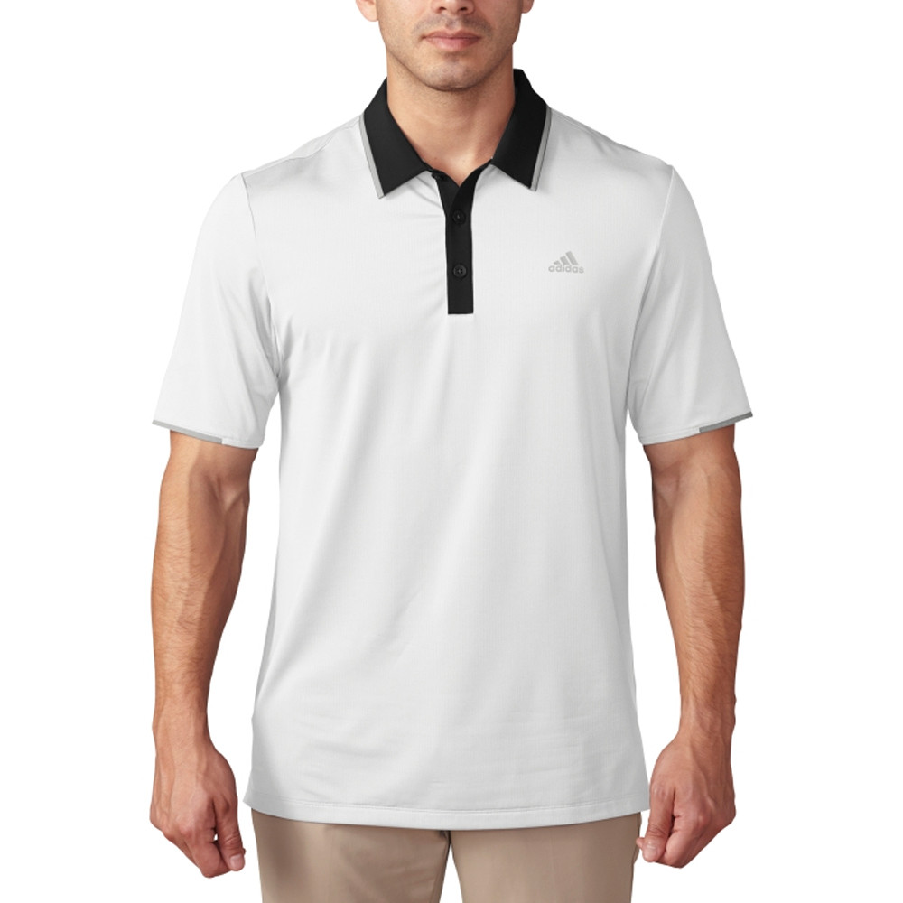 Adidas Climacool Branded Performance Polo - Discount Men's Golf Polos and  Shirts - Hurricane Golf