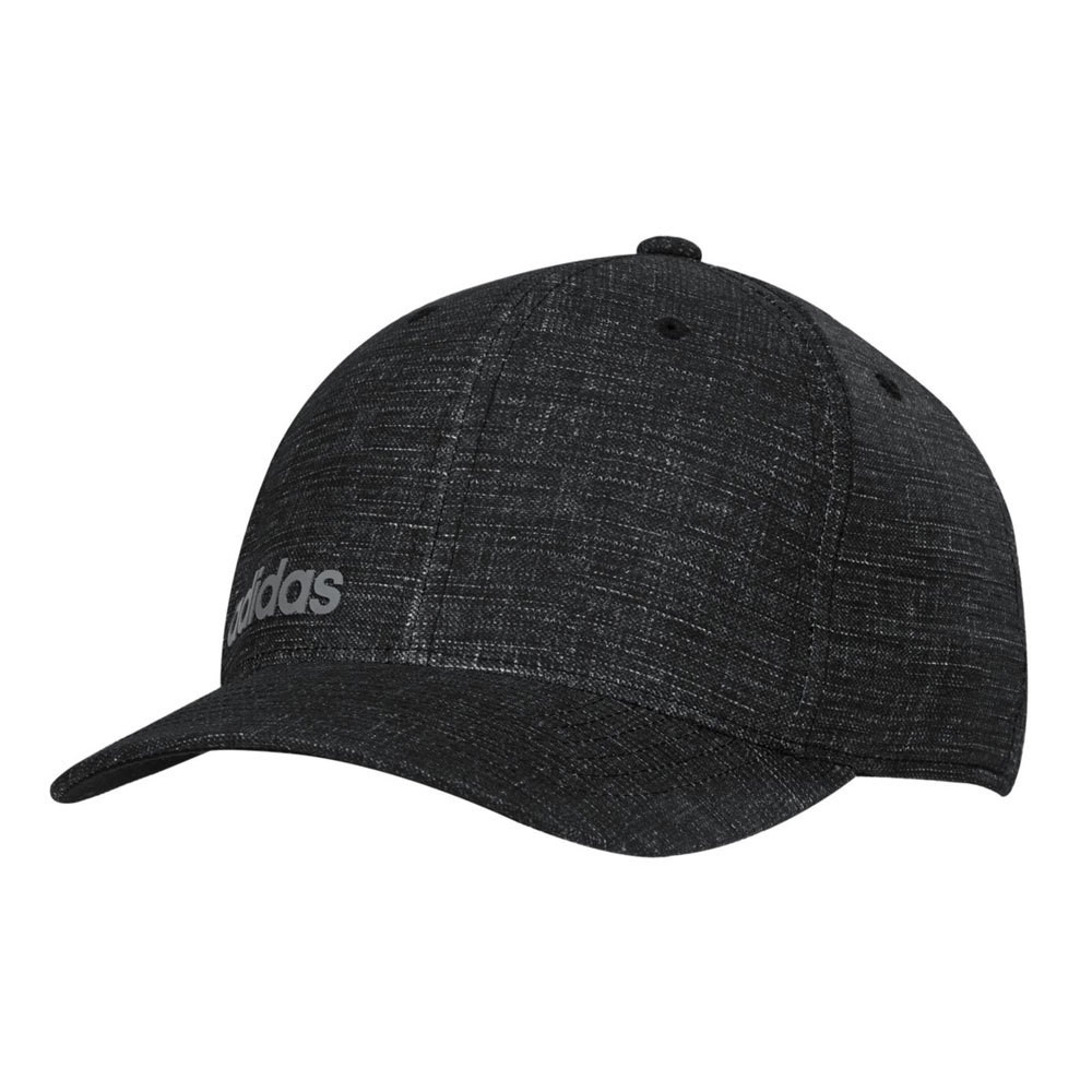 Adidas ClimaCool Chino Print Fitted Hat - Men s Golf Hats   Headwear -  Hurricane Golf a122671b5