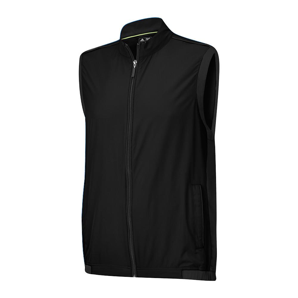Adidas ClimaProof Stretch Wind Vest - Discount Men's Golf ...