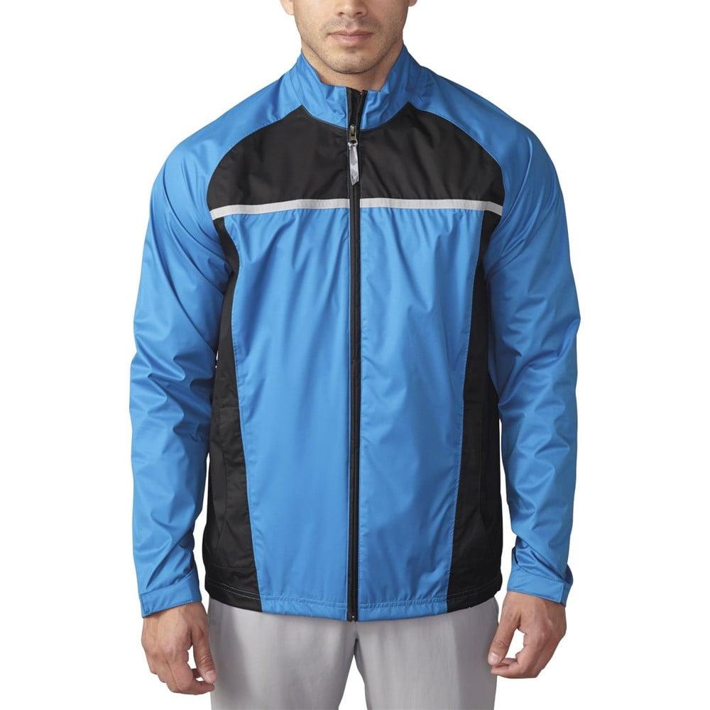 Adidas Climastorm Essential Packable Rain Jacket - Discount Men's Golf  Jackets & Pullovers - Hurricane Golf