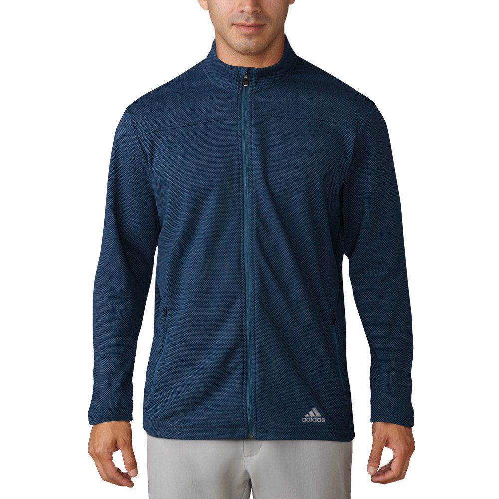 Adidas Climawarm Full Zip Sweater Discount Mens Golf Jackets