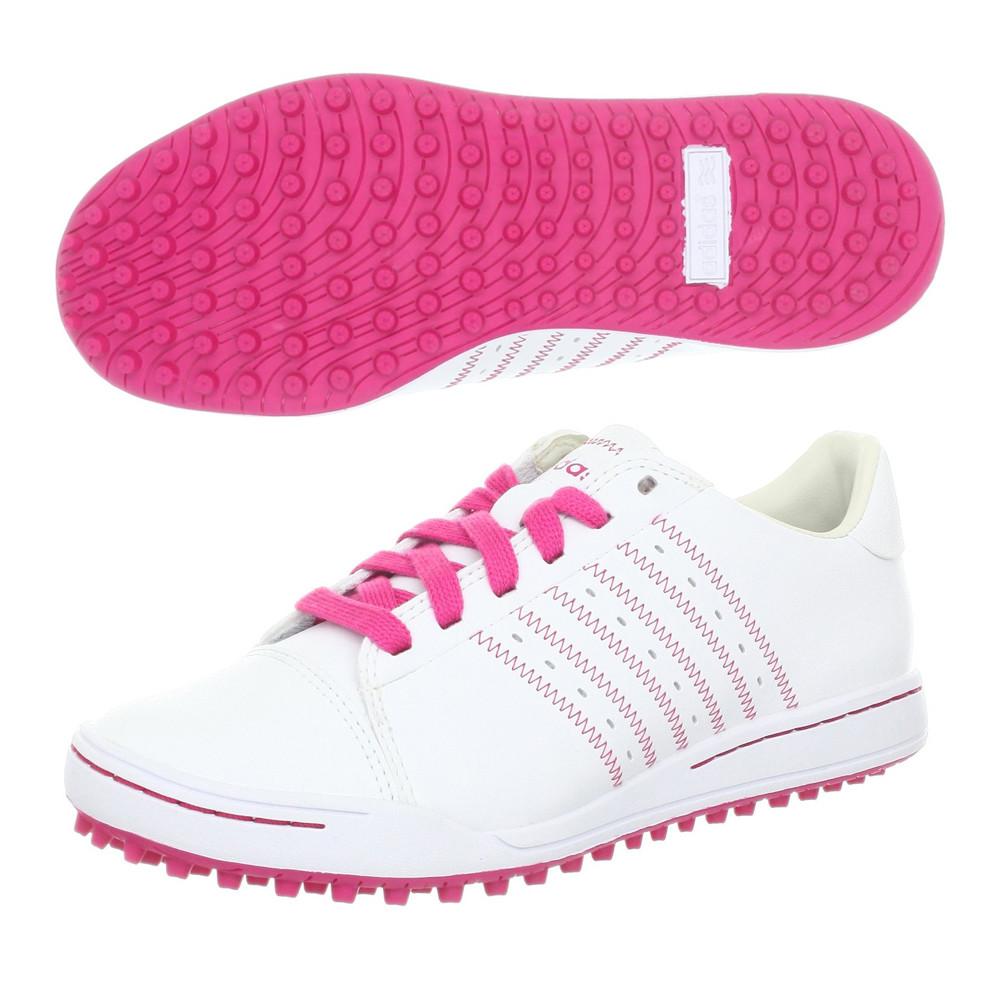 Girls Adidas Junior Adicross Spikeless Golf Shoes