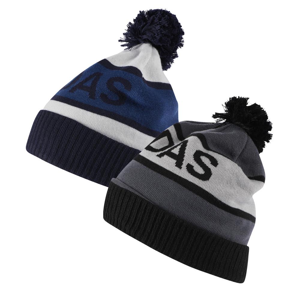 0b1fe041851f0 Adidas Pom Beanie - Men s Golf Hats   Headwear - Hurricane Golf