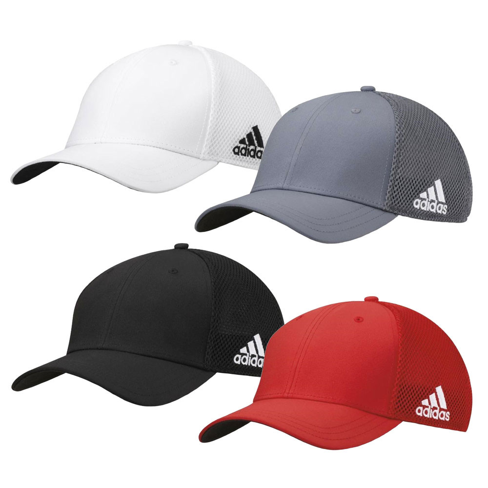 Adidas Tour Fitted Front-Hit Hat - Adidas Golf