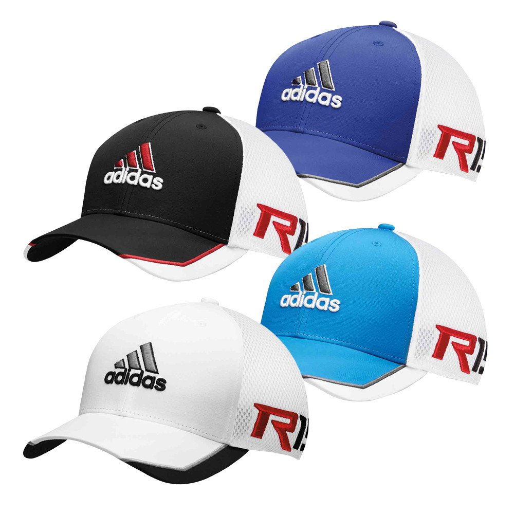 Adidas Tour Mesh Cap (Fitted) - Adidas Golf