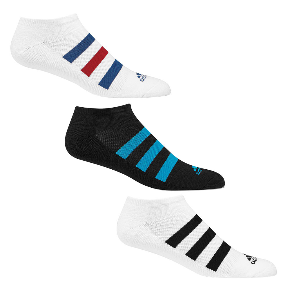 Adidas Tour Performance No-Show Golf Sock - Adidas Golf
