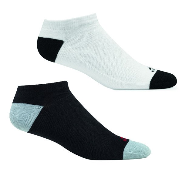 Adidas Tour Performance Low Cut Socks 2-Pair - Adidas Golf