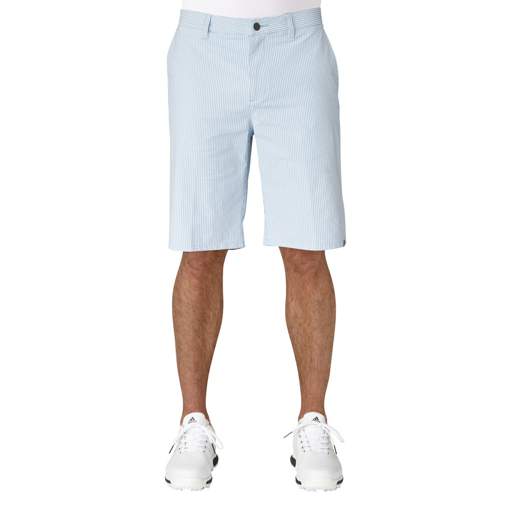a0c04d09 Adidas Ultimate365 Gingham Shorts