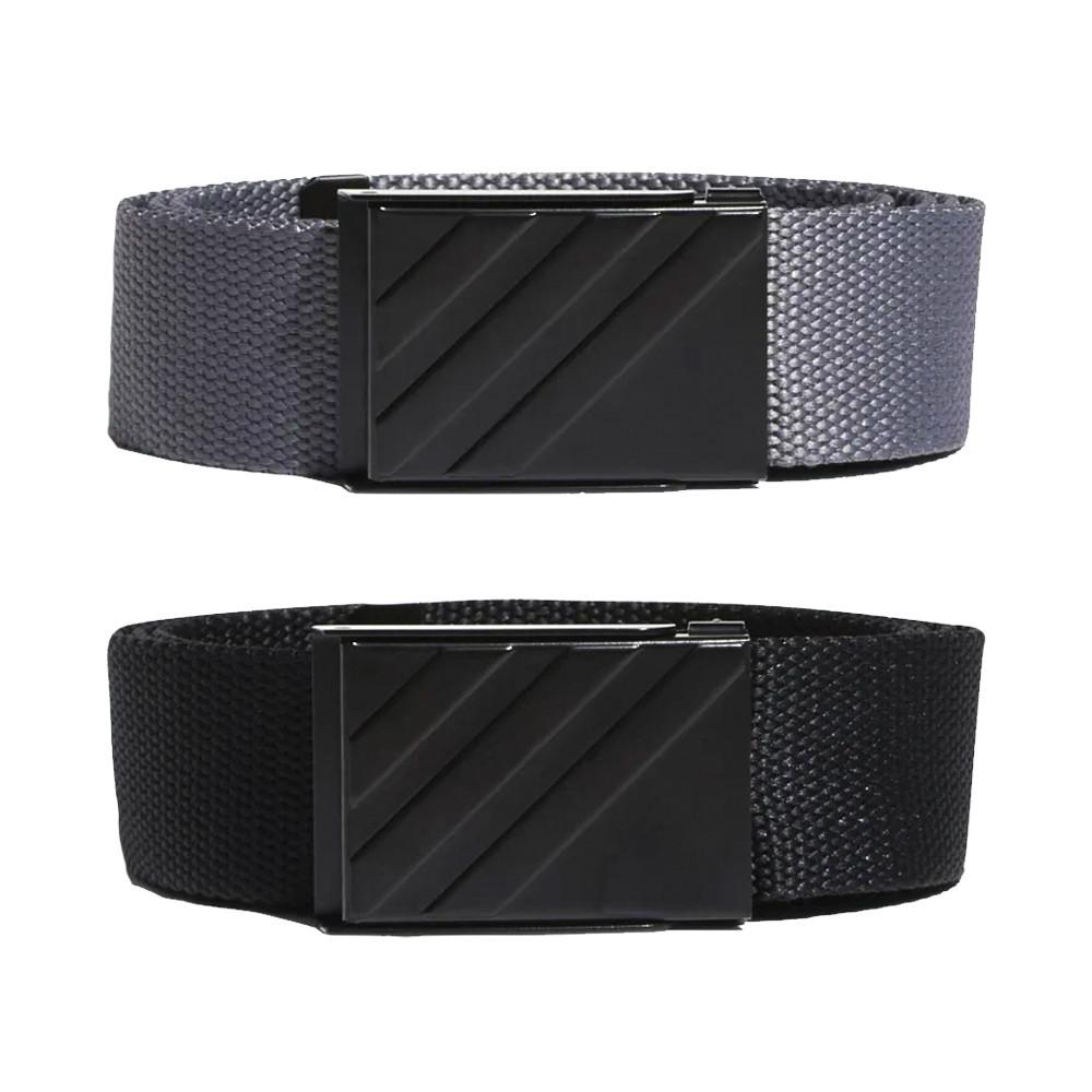 dbe4b6481da10b Adidas Men's Golf Webbing Belt - Discount Men's Golf Belts - Hurricane Golf