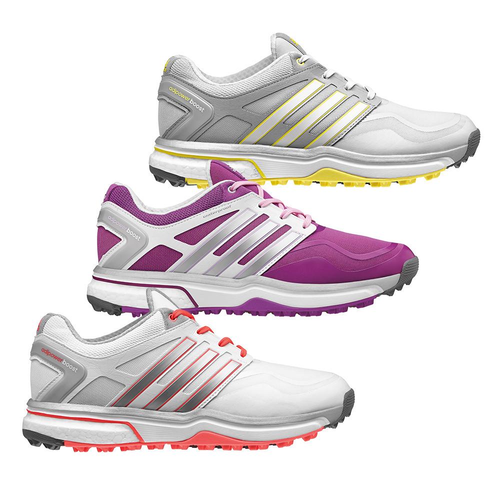 Women's Adidas Adipower Sport Boost Golf Shoes - Adidas Golf