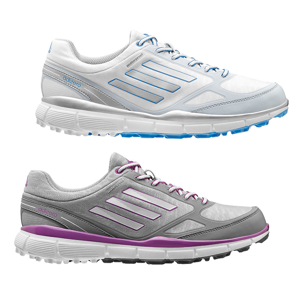 Women's Adidas Adizero Sport III Golf Shoes - Adidas Golf