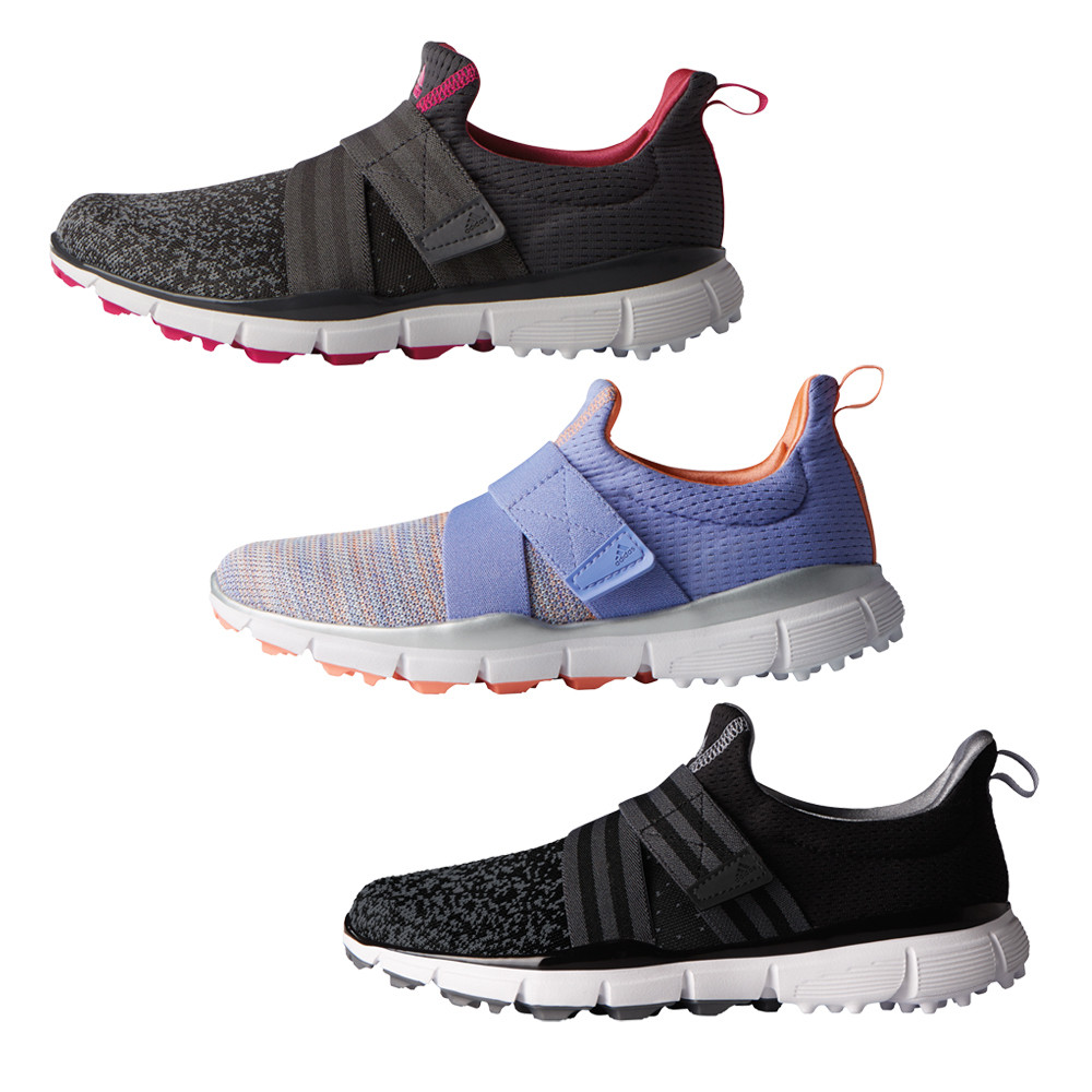 1cf44270c4c1 Women s Adidas Climacool Knit Golf Shoes - Discount Golf Shoes - Hurricane  Golf